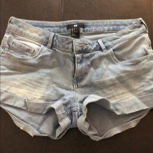 H&M Jean shorts!